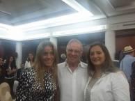 Con Miguel Angel Rodriguez, ex Presidente de Costa Rica.